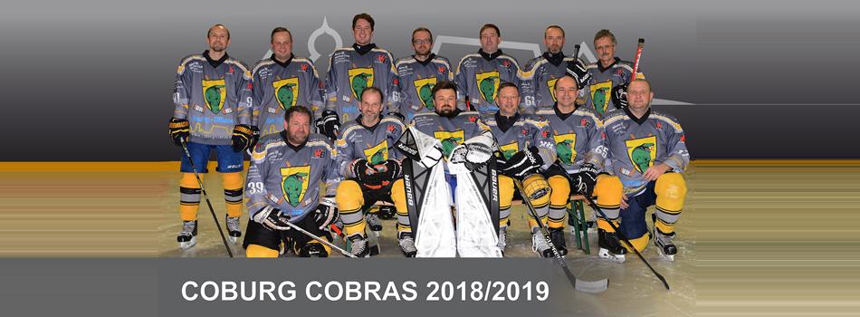 Die Cobras im neuen Gewand.